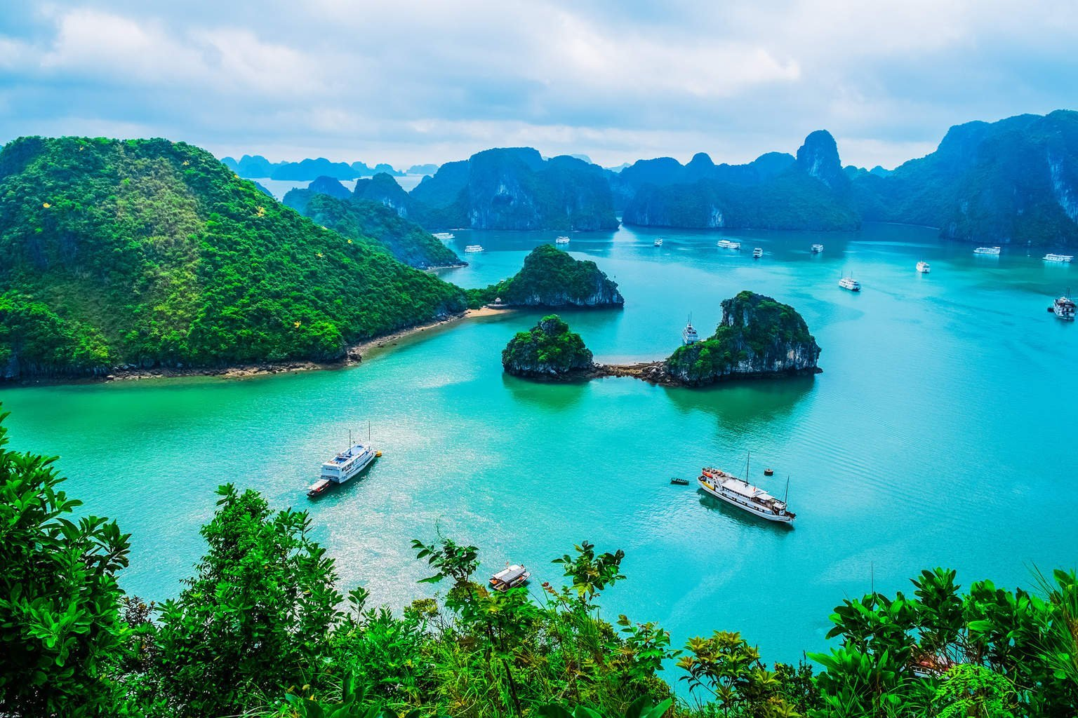 Cruises in Southeast Asia
