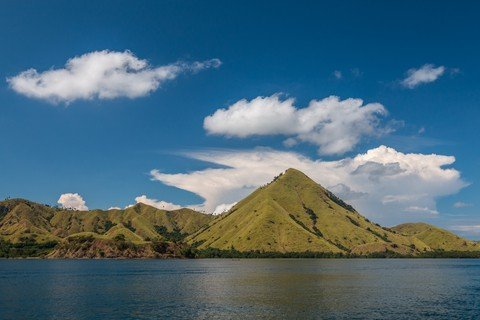 Cruise Southeast Asia and see Komodo, Indonesia