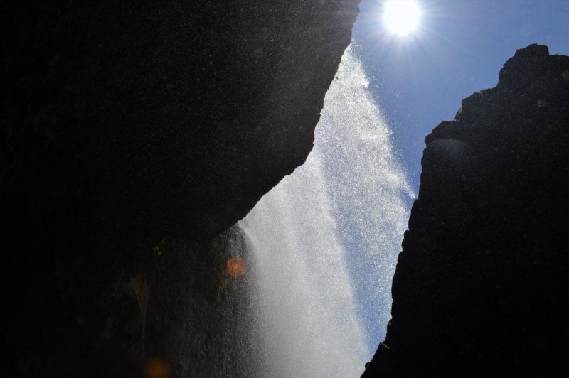 Elephant Falls in Dalat, Vietnam