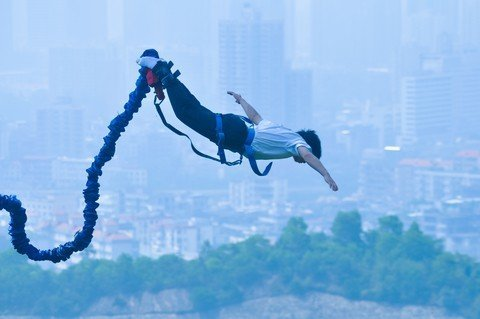 Bungee Jumping in Singapore