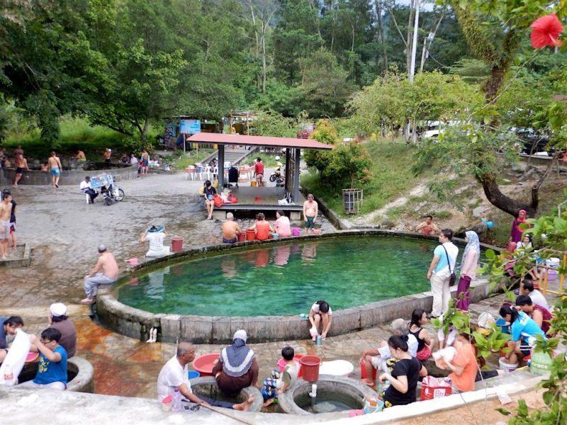 Local Hot Springs near Kuala Lumpur