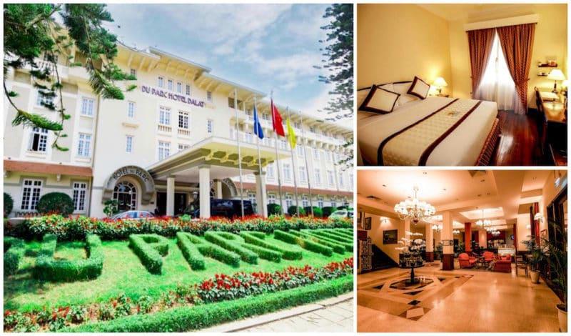 Du Parc Hotel Dalat in Da Lat, Vietnam - Dalat Travel Guide