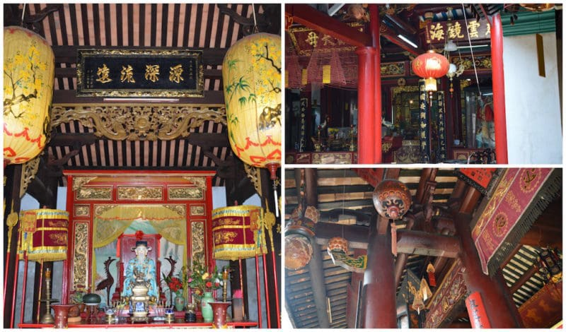 Some Architectural Details from Historic Halls, Temples, and Homes - things to do in Hoian, Vietnam