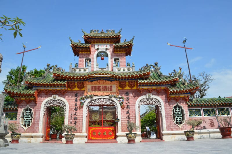 Phuc Kien Assembly Hall - things to do in Hoian, Vietnam
