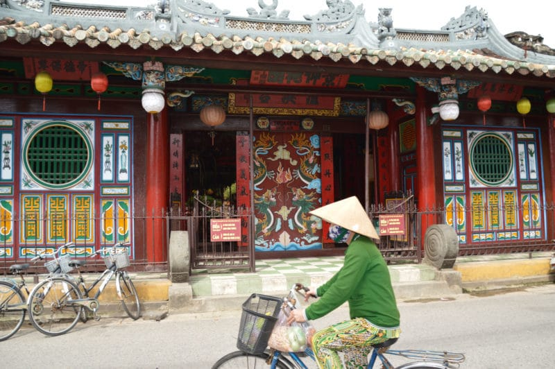 Quan Am Pagoda / Quan Cong Temple - things to do in Hoian, Vietnam