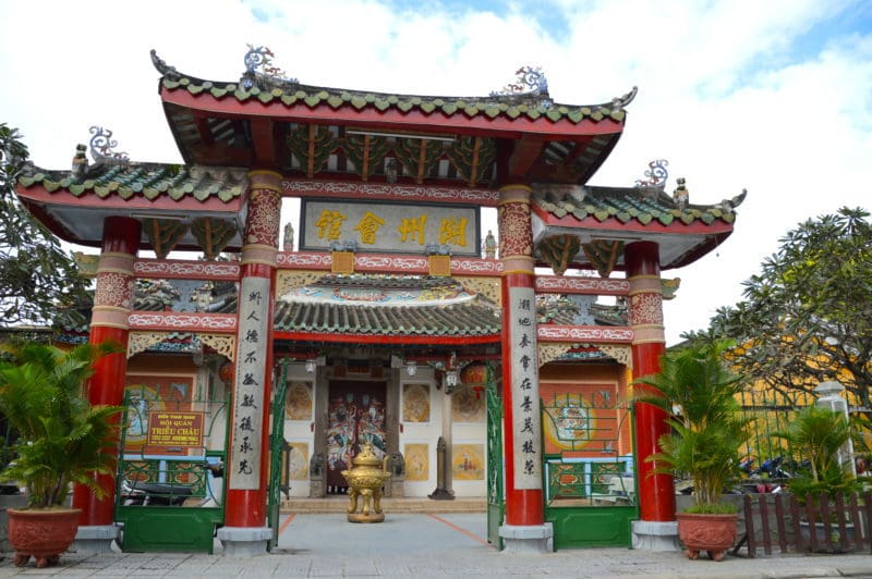 Trieu Chau Assembly Hall - Things to do in Hoian, Vietnam