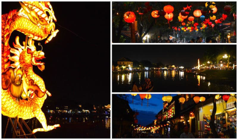 Hoi An's Famous Silk Lanterns and Night Scene - things to do in Hoian, Vietnam