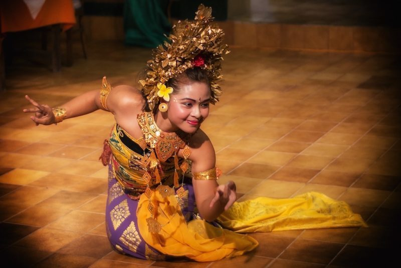 Legong Dance - Artistic Things to do in Bali, Indonesa