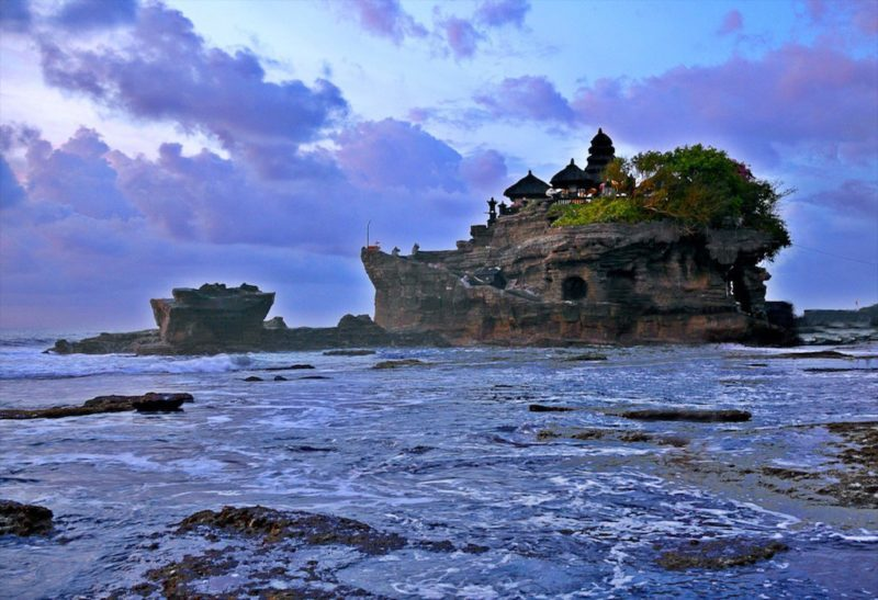 Tanah Lot Temple - Spiritual Things to do in Bali, Indonesia