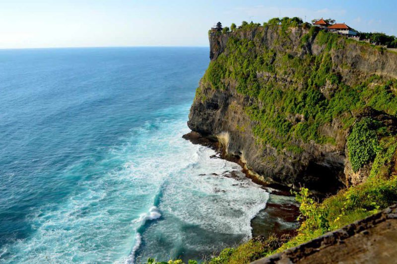 Uluwatu Temple - Spiritual Things to do in Bali, Indonesia