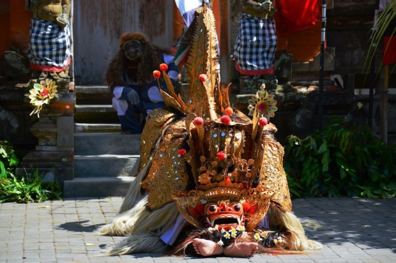 Barong Dance - Artistic Things to do in Bali, Indonesia