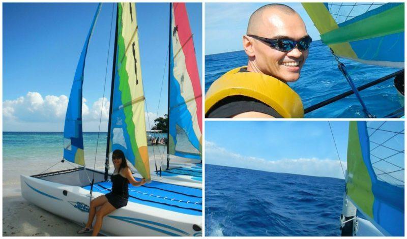 Hobiecat Sailing in Sanur - Adventurous Things to do in Bali # 1