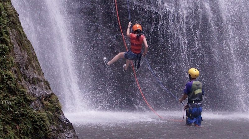 Canyoning in North Bali - Adventurous Things to do in Bali # 4