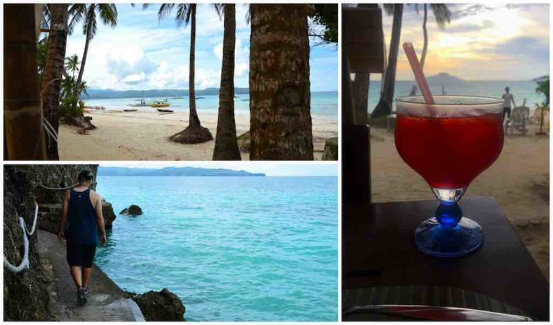 Finding Bliss on Boracay  Station 1 on Boracay Island in the Philippines