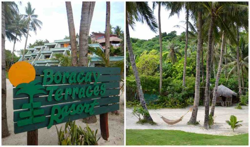 Boracay Terraces Resort - Station 1 White Beach in Boracay Island Philippines