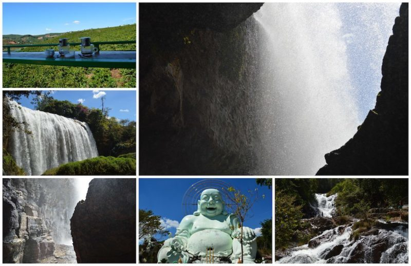 Preview of Dalat Vietnam Itinerary Day 2 in Da Lat Vietnam located in central Vietnam