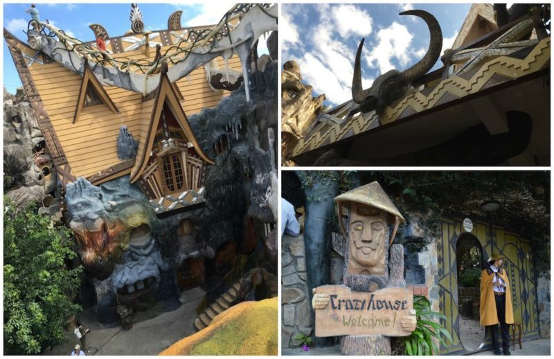 Crazy House – A Wacky Art Exhibit and Hotel in Da Lat Vietnam located in Central Vietnam Dalat Vietnam