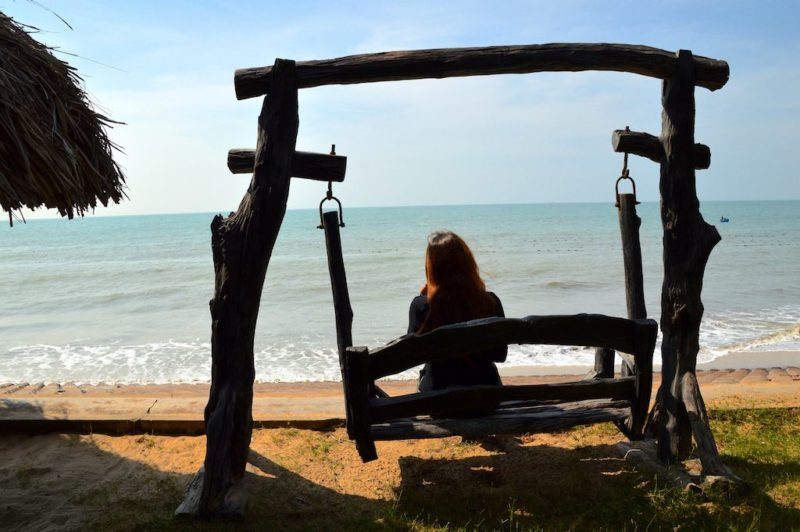 Things to do in Ho Chi Minh. Relaxing by the beach in Mui Ne, Vietnam