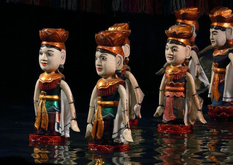 Things to Do in Vietnam - Water puppet performances throughout Vietnam