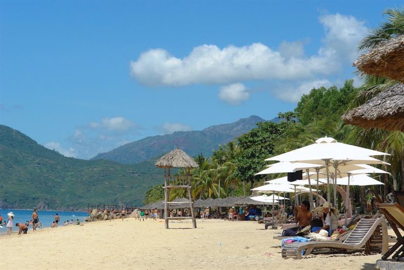 Things to Do in Vietnam- Splash at the Beach in Vietnam