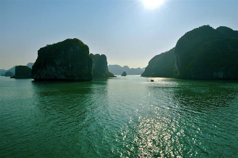Things to Do in Vietnam - Halong Bay in North Vietnam near Hanoi