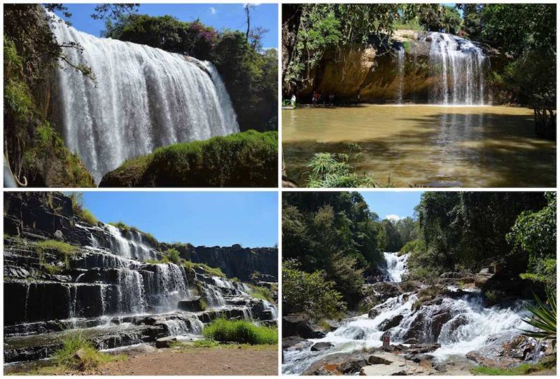 Things to Do in Vietnam- Chase Waterfalls in Dalat in Central Vietnam