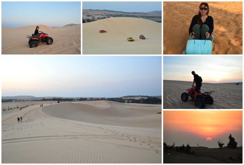 Things to Do in Vietnam - Sandunes in Mui Ne in South Vietnam near Ho Chi Minh
