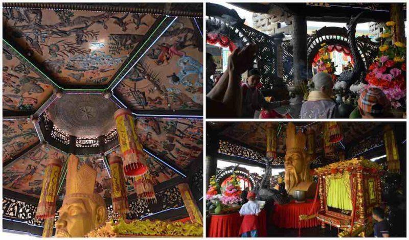 Ancient Hung Kings Still Very Popularat Suoi Tien in Ho Chi Minh City Vietnam Saigon