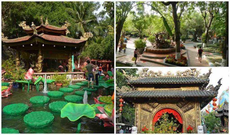 Suoi Tien in Ho Chi Minh City Vietnam Saigon