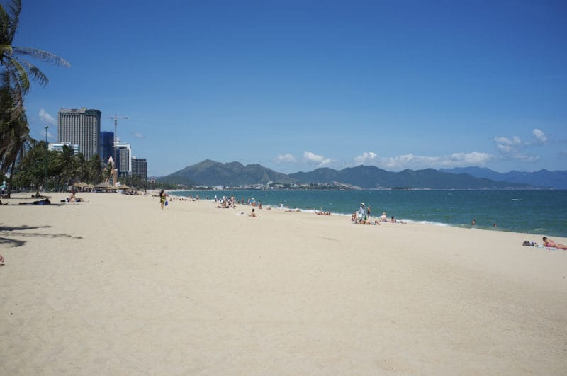 Nha Trang is one of the best Vietnam destinations. Southeast Asia travel. Central Vietnam. Vietnam beaches