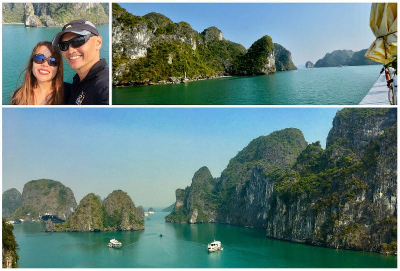 Halong Bay is one of the best Vietnam destinations. Southeast Asia travel.