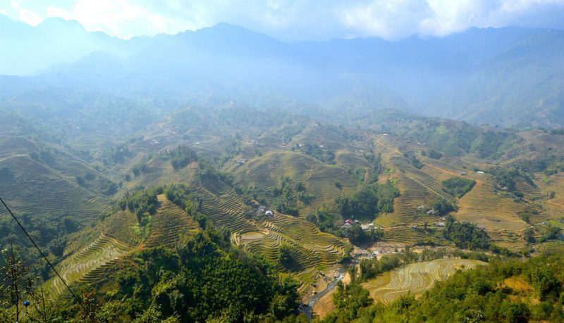 Sapa is one of the best Vietnam destinations. Southeast Asia travel. North Vietnam