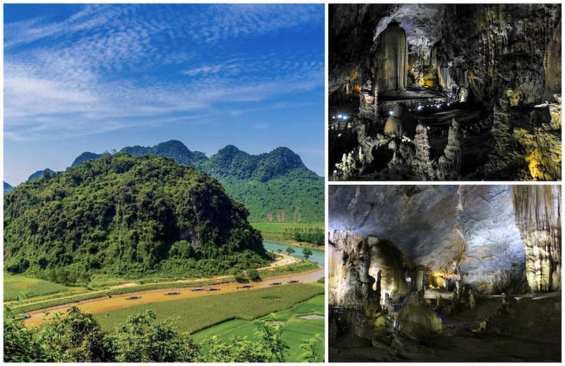 Phong Nha – Ke Bang National Park is one of the best Vietnam destinations. Southeast Asia travel. Central Vietnam