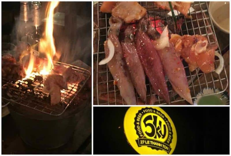 5KU StationBest Restaurants in Ho Chi Minh City also known as Saigon in South Vietnam Southeast Asia