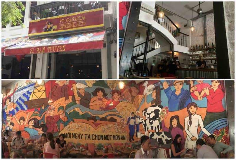Propaganda Best Restaurants in Ho Chi Minh City also known as Saigon in South Vietnam Southeast Asia  17 Best Restaurants in Ho Chi Minh The Travel Ninjas best restaurants in ho chi minh 12 800x541