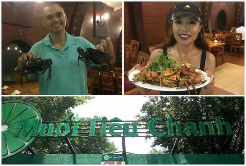 Muoi Tieu Chanh Best Restaurants in Ho Chi Minh City also known as Saigon in South Vietnam Southeast Asia