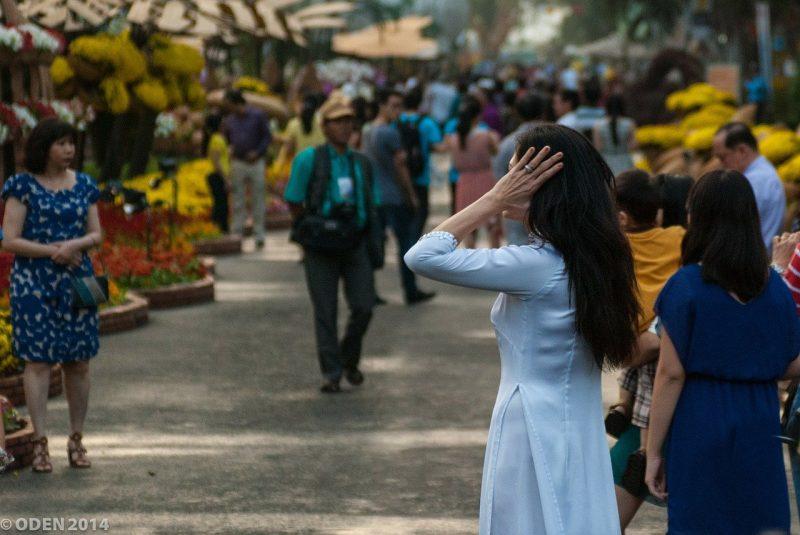 Street Market - walking tours of Saigon